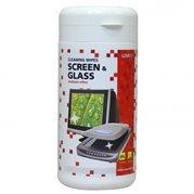 Čistící ubrousky na obrazovky