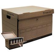Skupinový box na 6 pořadačů | archivačních krabic