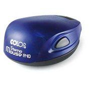 Razítko samobarvící Stamp Mouse R40 - modré