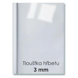 Desky pro termovazbu bílé, 3 mm
