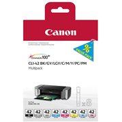Cartridge CLI-42BK/GY/LGY/C/M/Y/PC/PM