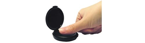 Poduška pro otisk prstů